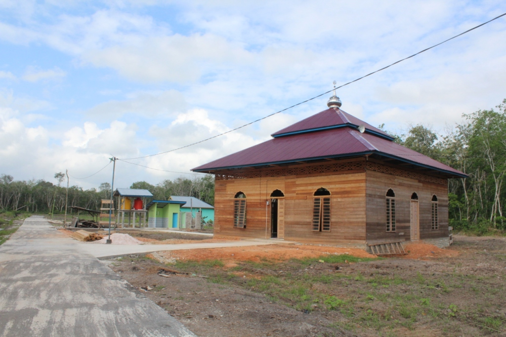 masjid pondok al fatah